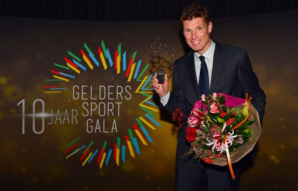 Gelderse Sportprijs 2019 voor Bas van de Goor