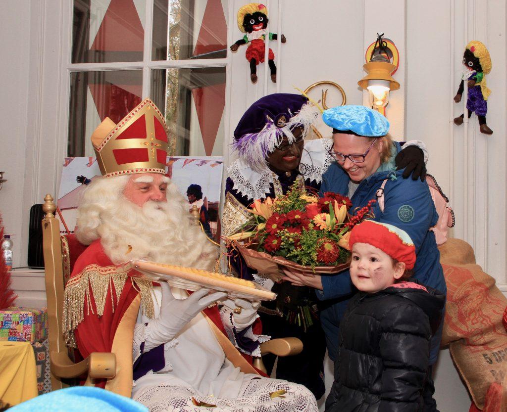 Het Logeerhuis van Sint Nicolaas ontvangt zijn 20.000ste bezoeker