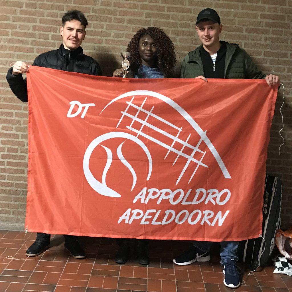 Wilco behaalt vierde plaats van Nederland, ook Christelle succesvol op Masters