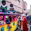 Sinterklaas met de boot naar De Eglantier