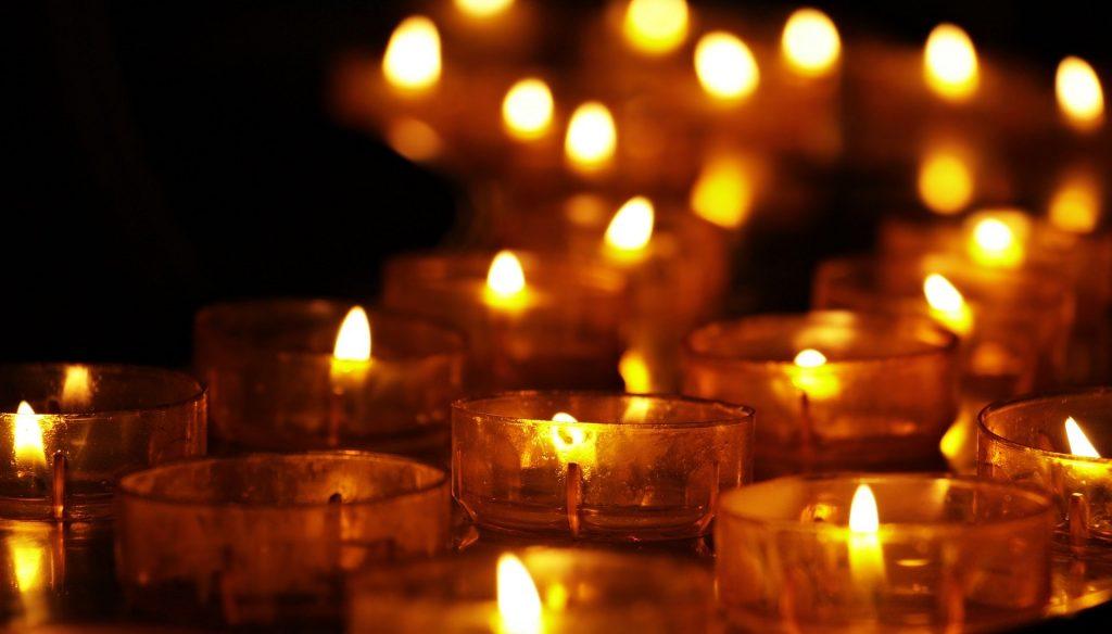 WereldLichtjesDag,  dag van het overleden kind