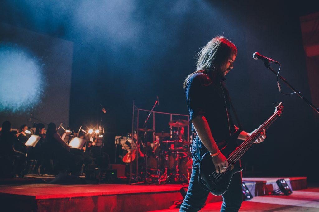 Metallica concert met volledig symfonisch orkest naar Apeldoorn