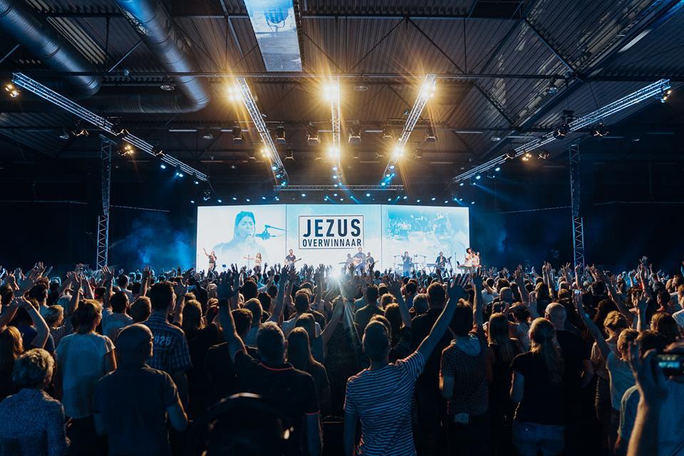 Paasevenement Simply Jesus viert vijfjarig bestaan met gratis toegangskaarten