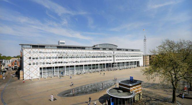 Stadhuis Apeldoorn weer open na renovatie