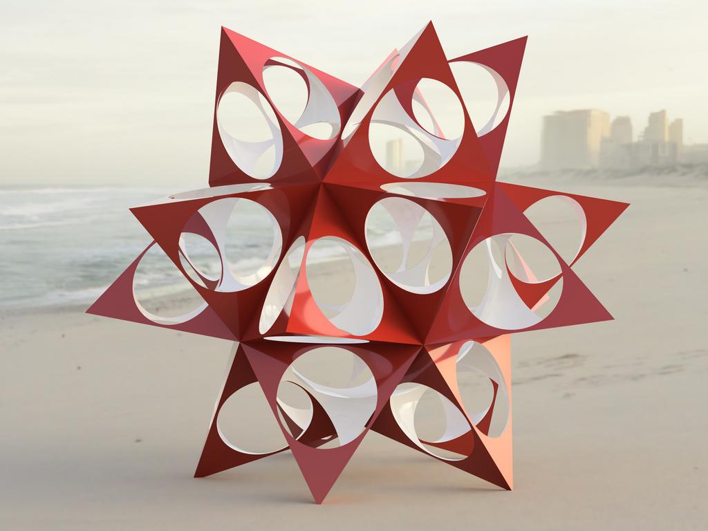 'Het onzichtbare zichtbaar' in Loolaan galerie