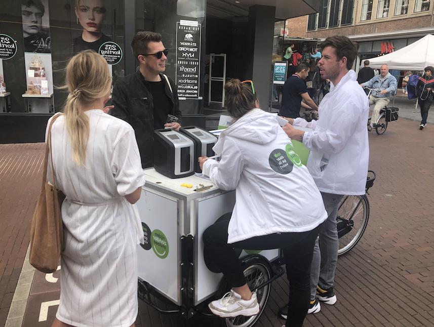 (Vrijwillige) alcohol en drugstesten voor bezoekers centrum Apeldoorn