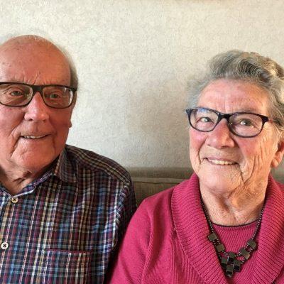 Echtpaar 45 jaar kerkvrijwilliger bij Casa Bonita