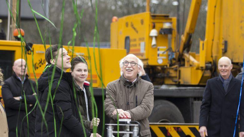 Apeldoornse woonwijk Ugchelen Buiten in aanbouw