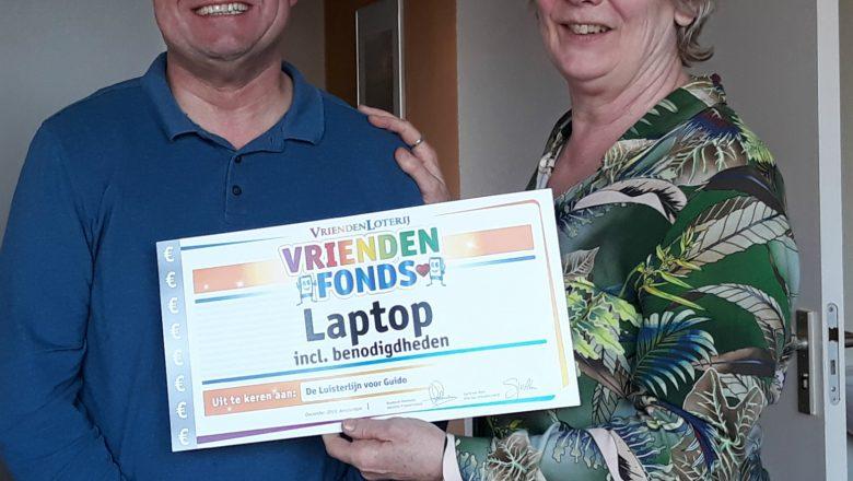 VriendenLoterij vervult hartenwens Guido uit Apeldoorn