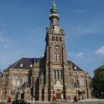 Openstelling Grote kerk voor condoleance Peter R de Vries