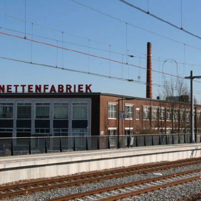De Nettenfabriek kleurt Iers