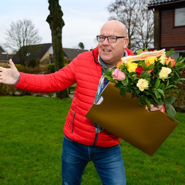 Inwoners Apeldoorn winnen 187.500 euro bij Postcode Loterij