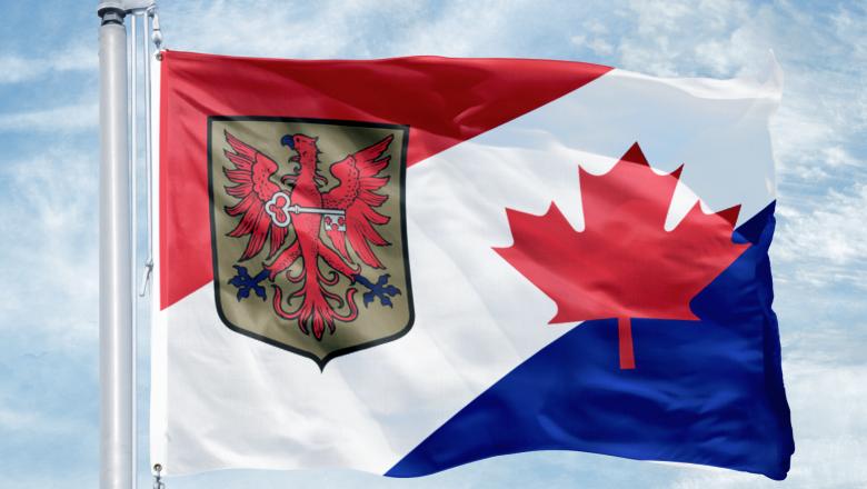 Speciale vlaggen voor vrijheid en het Rode Kruis in tijden van quarantaine!