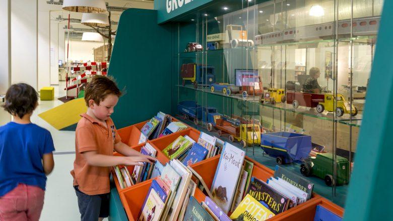CODA Bibliotheek vanaf aanstaande vandaag weer beperkt open