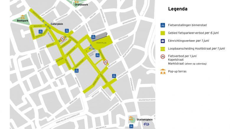Fietsenstallingen langer open en extra fiets- en scooterparkeervakken