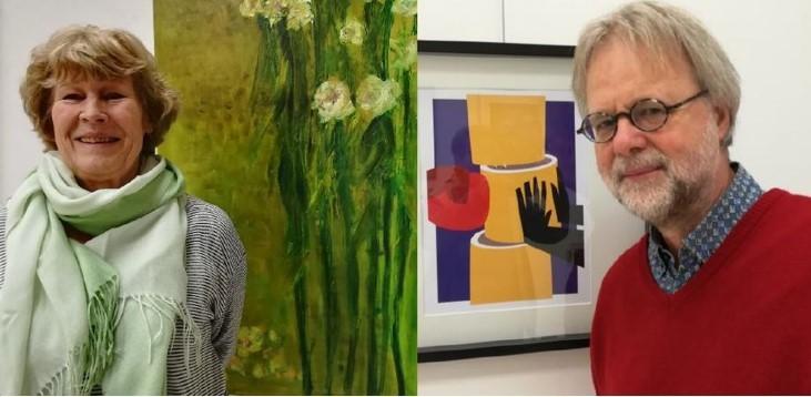Kunstenaars SAA starten met Kunst-estafette