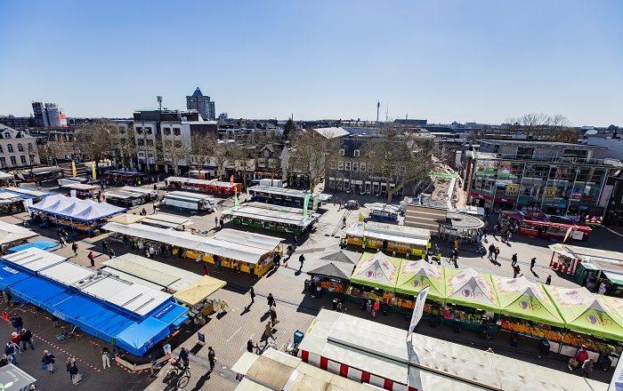 De binnenstad maakt zich op voor volgende fase in corona-aanpak