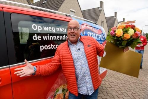 Hele wijk uit Apeldoorn wint cadeaukaarten voor lokale ondernemers bij Postcode Loterij