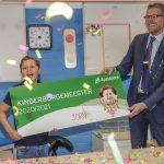 Jorn nieuwe kinderburgemeester van Apeldoorn