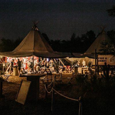 Pop-up terras in Hoenderloo opent op zaterdag 4 juli