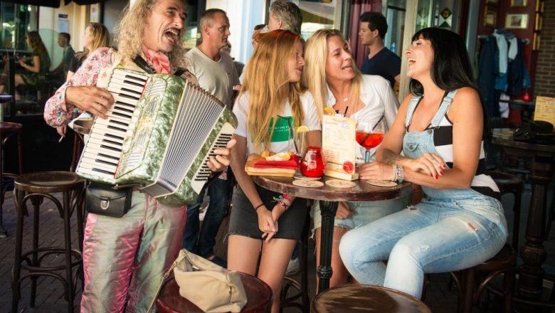 Zomer vieren in de Apeldoornse binnenstad