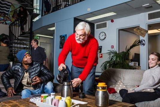 Leger des Heils zoekt collectanten in Apeldoorn