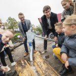 Negen scholen krijgen subsidie voor groen en uitdagend schoolplein