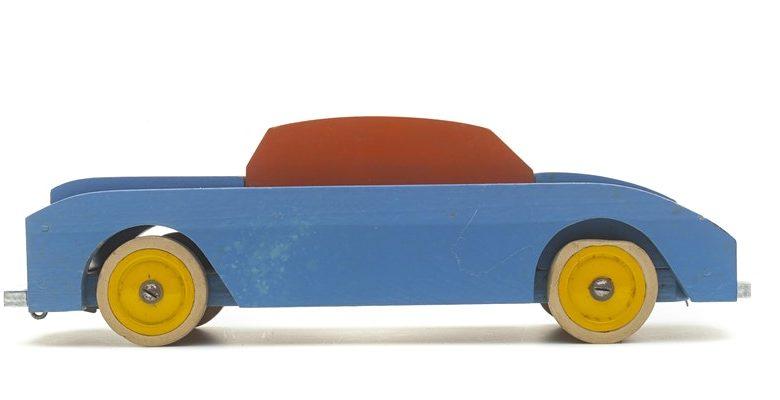 Het Geheugenkabinet staat 19 oktober in het teken van ADO speelgoed