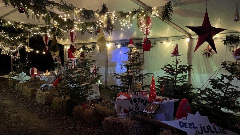 Nu al in kerstsfeer: de smakelijkste Drive Thru van de Veluwe is open