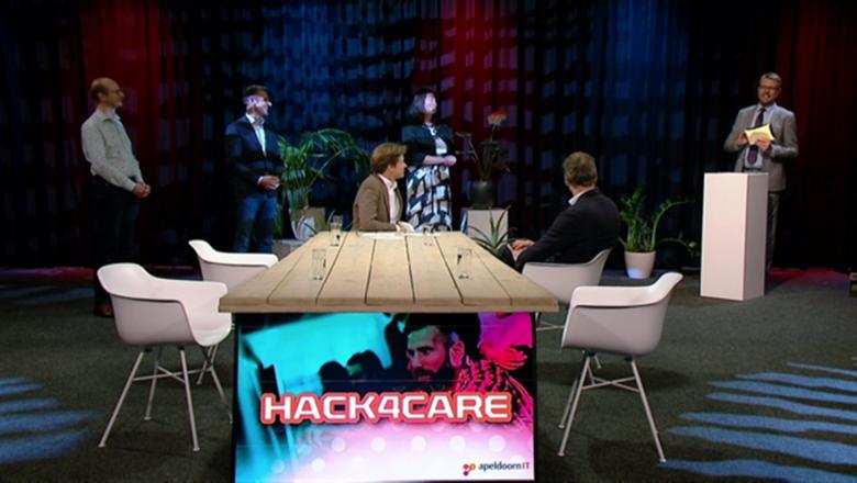 """Hackathon """"Hack4care"""" zeer succesvol!"""