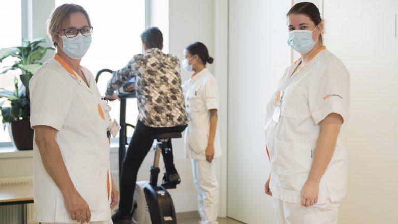 Patiënten Gelre kunnen nu ook fietsen op hometrainer dankzij donatie Roparun