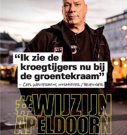 Campagne #wijzijnapeldoorn van start