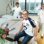 Koppelbed voor naasten van patiënten in Gelre Apeldoorn