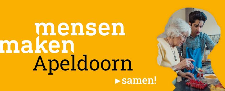 Start campagnejaar Mensen maken Apeldoorn