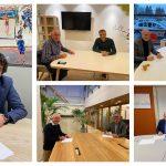 Groeien, verduurzamen en fijn wonen doelstellingen sociale huisvesting