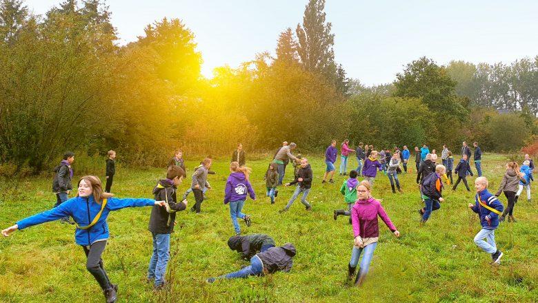Kom #buitenspelen bij Scouting Marca Appoldro in Apeldoorn
