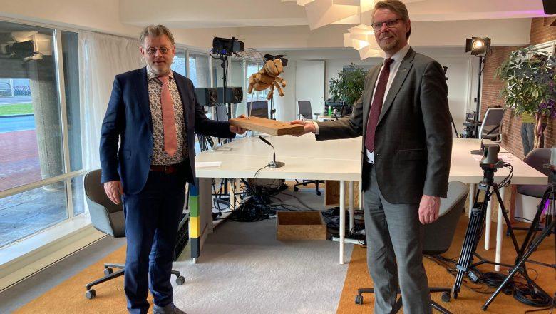 Gemeente Apeldoorn is topper in ecologisch bermbeheer en wint Beste Berm Bokaal
