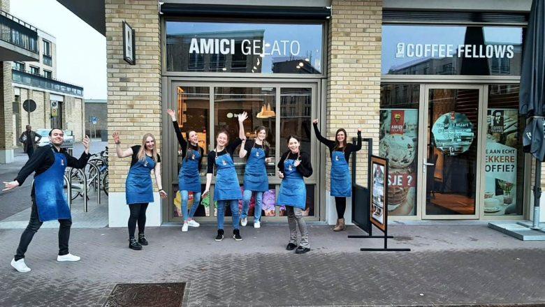 Coffee Fellows heropent haar deuren op Winkelcentrum Anklaar