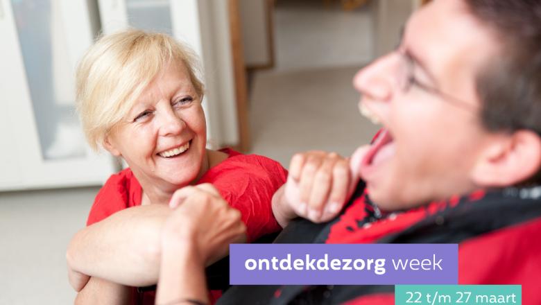 Ontdek de zorg bij 's Heeren Loo regio Apeldoorn