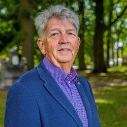 PvdA-fractievoorzitter Ties Stam (68) overleden