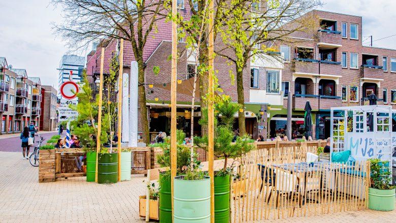 De Apeldoornse binnenstad heropent groen en gastvrij