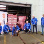 Topopbrengst DE punten voor Voedselbank Apeldoorn!
