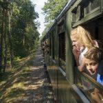 De treinen staan weer onder stoom en de sein en zijn groen