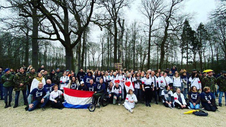 Police for Freedom demonstreert zaterdag in Apeldoorn