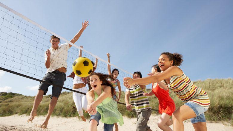 Gave zomeractiviteiten van 19 juli tot 29 augustus bij Accres Sportstimulering