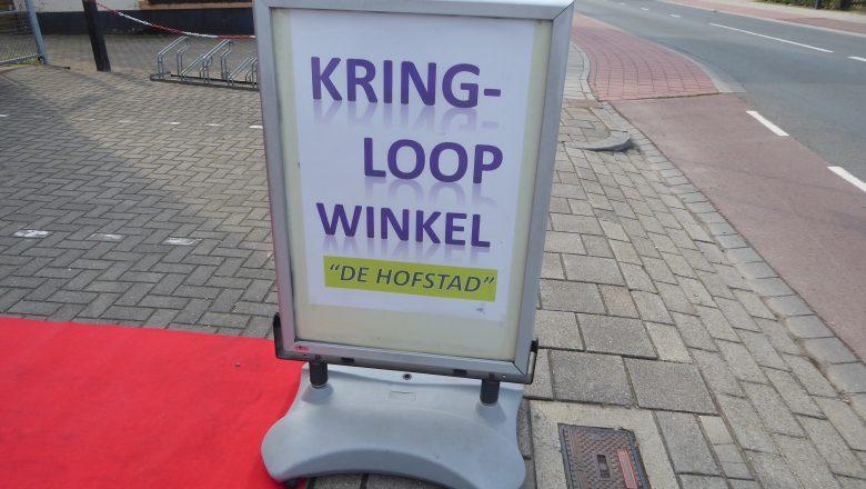 """Kringloopwinkel """"de Hofstad"""" is jarig"""