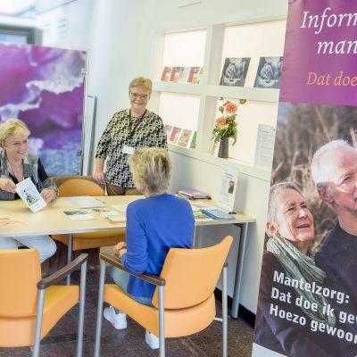 Informatiepunt Mantelzorg in Gelre Apeldoorn weer open