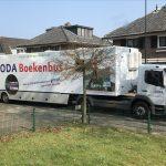 CODA Boekenbus rijdt nieuwe route; Jeugd- en Buurtbibliotheken ook weer geopend