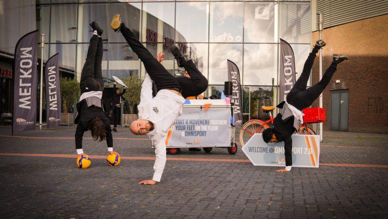 Omnisport Apeldoorn viert uitbreiding met feestelijke openingsceremonie